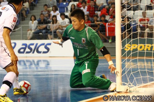ニュースFリーグ2012powered by ウイダーinゼリー 第5節シュライカー大阪戦