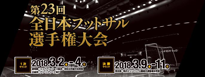 全日本フットサル選手権